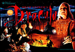 """BRAM´S STOKER DRACULA TRANSLITE"" (WILLIAMS)"