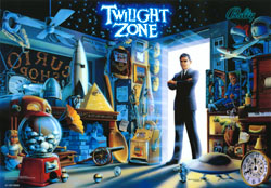 """THE TWILIGHT ZONE TRANSLITE"" (BALLY)"